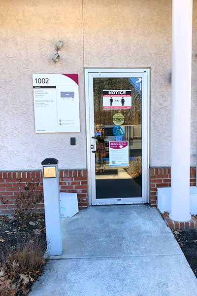 AtlantiCare Clinical Lab, Egg Harbor Township - Clinical