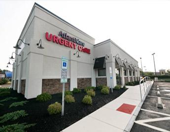 Urgent Care Egg Harbor Township, New Jersey (NJ), AtlantiCare